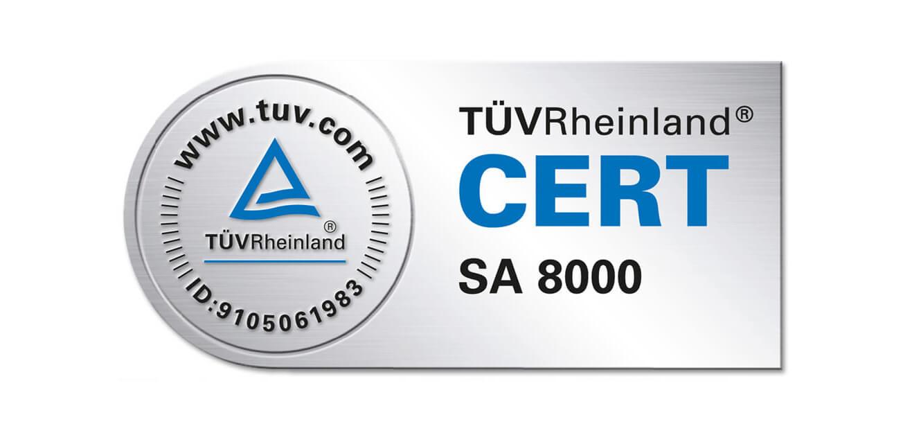 SA8000-Zertifikat für Tatonka-Werk Mountech in Vietnam erneuert.
