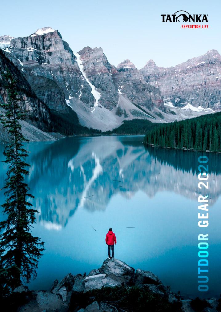Der neue Tatonka Katalog 2020 - Jetzt gratis bestellen oder herunterladen