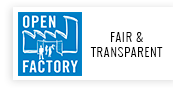 Fair & Transparent - Visit the Tatonka Open Factory Website